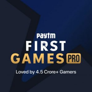 PayTM First Games Pro APK Refer Earn