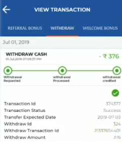 Sport11 Withdrawal Proof