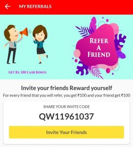 QuickWin11 Refer & Earn